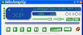 WinAmpXp Blue